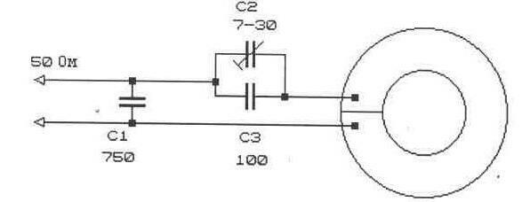 Такие диски часто используют радиолюбители для конструирования телевизионных антенн.  Схема антенны приведена на...